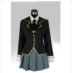 Boku wa Tomodachi ga Sukunai Haganai 2in1 Female School Uniform lolita Cosplay Costume #Affiliate
