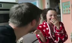 Sam And Nia: Husband Surprises Wife With Pregnancy Announcement Before She Knows She Is Pregnant [Video]