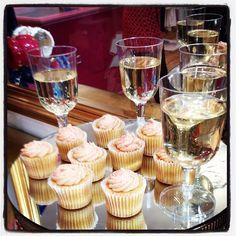 Cupcakes & Champagne ...Chica Boutique - Dublin Fashion Festival