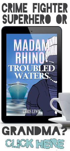 Madam Rhino super powers Latest Books, New Books, Book News, Super Powers