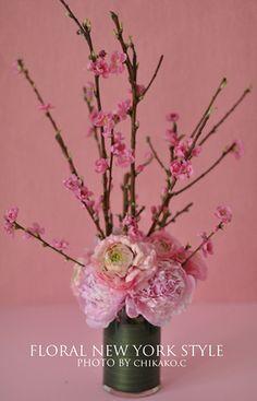 Fresh Flower Arrangement #51 by FLORAL NEW YORK, via Flickr