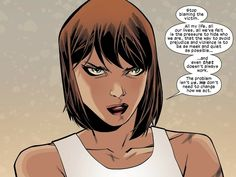 Kitty Pryde is over your victim blaming nonsense. | 23 Times Lady Superheroes Were 1000% Done