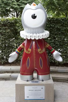 Sonnet Wenlock, Cheapside, London