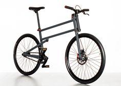 Dezeenの - ミクラスノボトニーてフォルダ折りたたみ自転車
