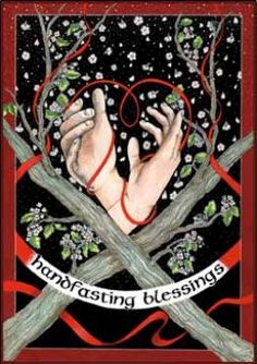 Handfasting: Not Just For Wiccan Wedding Vows