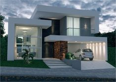 Home   Fernando Farinazzo Arquitetura #fachadasdecasascontemporaneas
