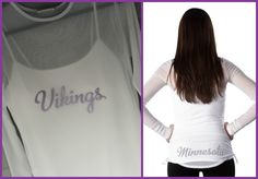 Minnesota Vikings Double Team top from All Sport Couture