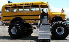 Too Cool For School! Buses With Attitude | Cool Cars - Electric | Sports | Classics