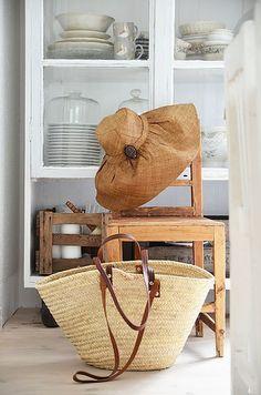 a good shopping basket