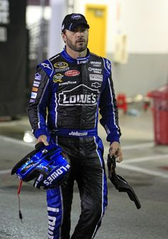 Jimmie Johnson another of my hubby's