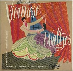 "DeVol, Frank / Viennese Waltzes | Capitol CDF-2002 | Single, 7"" Vinyl 