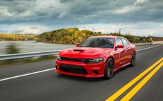 2017 Dodge Charger Hellcat Concept - http://www.2016newcarmodels.com/2017-dodge-charger-hellcat-concept/