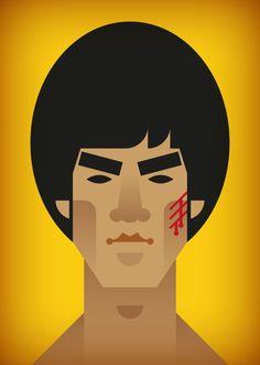 Bruce Lee, de Stanley Chow