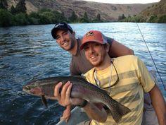 Yakima River slab | Fly dreamers