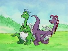 Dragon Tales, Animation, Movies, Fictional Characters, Art, Art Background, Films, Kunst, Cinema