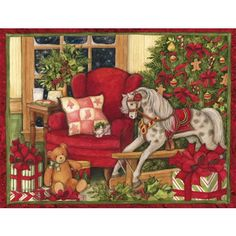 """Christmas Morning"" by Susan Winget"
