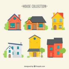 More than 3 millions free vectors, PSD, photos and free icons. Exclusive freebies and all graphic resources that you need for your projects Adobe Illustrator, Quiet Book Templates, House Vector, Building Illustration, Night Background, Diy Canvas, Canvas Ideas, Animation Background, House Of Cards