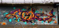 RAWSone (aka. kans).. . #graffiti
