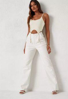 Dani Michelle x Missguided Stone Harness Bandage Cami Top | Missguided Cami Tops, Missguided, Jumpsuit, Dresses, Fashion, Overalls, Vestidos, Moda, Fashion Styles
