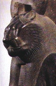 Sekhment - the Eye Of Ra