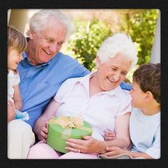 How to Make Grandparents' Day Super Special - GoneDigging Blog