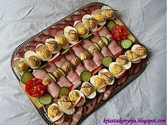 Pasta Salad, Sushi, Ethnic Recipes, Food, Beauty, Crab Pasta Salad, Essen, Meals, Beauty Illustration