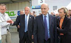 Alain Rousset, Alain Juppé et Virginie Calmels étaient notamment présents