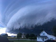 June 2017 - Huge storm coming! Brigden, ON N0N 1B0, Canada