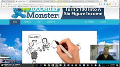 $100 Dollar Monster Review - $100 Dollar Monster Getting Started From A ...
