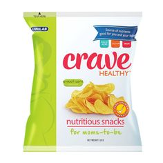 A Healthy and Delicious Snack for Pregnant Women | Winged Hope #Crave #Unilab