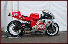 Kevin Schwantz Lucky Strike RGV500
