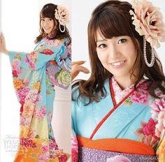 oshima yuko | ... Inspiration — OshimaUco Kimono by Oshima Yuko | Wedding Inspirasi