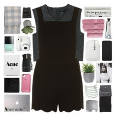 """""""double bubble disco queen"""" by feels-like-snow-in-september ❤ liked on Polyvore featuring moda, Talula, Dorothy Perkins, Christy, Butter London, Mossimo, Incase, Uniqlo, Crate and Barrel y Samsung"""