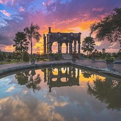 Fascinating view of sunrise in Ujung Water Palace - well known by locals : Taman Sukasada. Pretty Beautiful! ============================== Photo by @sassychris1 Thanks for sharing.  NOTE : KEEP BALI CLEAN IF WANT TO REGRAM FROM THIS PAGE PLEASE MENTION @fascinatingbali & PHOTO'S OWNER. THANKS  ============================== Visit our Site (link on Bio) Keep use hashtag #fascinatingbali to allow Us feature your moment in Bali ============================== #sunshine #waterpalace #tamanujung…
