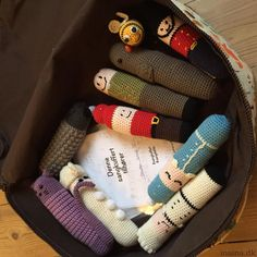 Worry Dolls, New Moms, Little Ones, Crochet Baby, Knitting, Crochet Ideas, Babys, Diy, Amigurumi