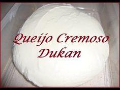 Queijo Cremoso Dukan - (Todas as Fases) - YouTube