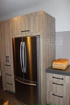 Home - Pioneer Cabinetry Home, Cabinetry, Modern, Kitchen, Kitchen Appliances, French Door Refrigerator
