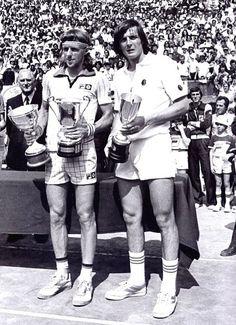 Borg & Panatta Rome 1978