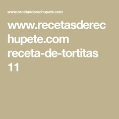 www.recetasderechupete.com receta-de-tortitas 11
