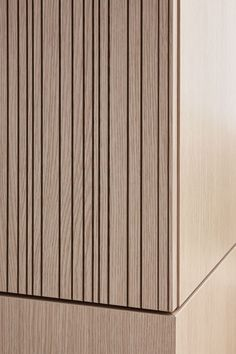 Wooden Wall Panels, Wooden Walls, Joinery Details, Timber Cladding, Design Furniture, Wall Patterns, Wall Treatments, Interior Walls, Wall Design