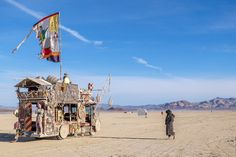 Giving is Contagious at Burning Man 2015 | FATHOM
