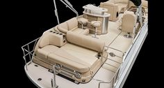 2012 pontoon with galley - Google Search