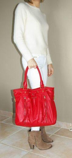 sac rouge avril de sud express