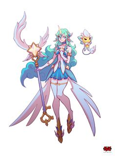 Check out lots of HD Wallpapers & Artworks for League of Legends! High Quality Artworks for every champion in the game. Lol League Of Legends, League Of Legends Characters, Fanart, Manga Girl, Star Guardian Skins, Desenhos League Of Legends, League Of Legends Personajes, Splash Art, Character Art
