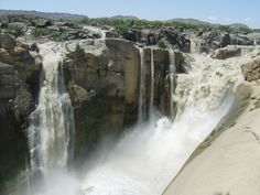 Augrabies Falls, Northern Cape