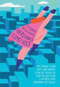 livro Você é incrível | Ilustração de livro Você é incrível | Ilustração de livro Você é incrível | Ilustração de Paola Saliby