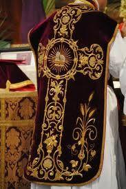 Traditional Catholic Vestment