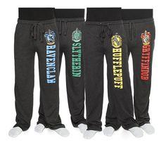 ThinkGeek :: Harry Potter House Unisex Lounge Pants