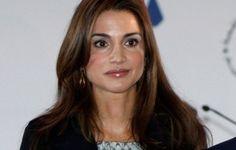 A rainha Rania da Jordânia