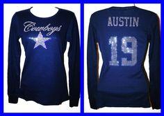 Dallas Cowboys bling uniform